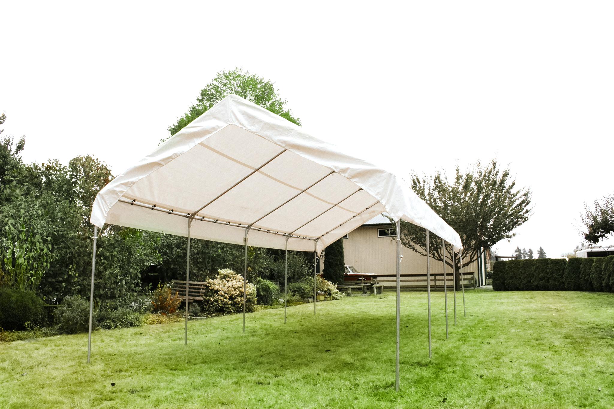 Pavilion Canopies